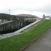 Bottom lock at Neptunes Staircase