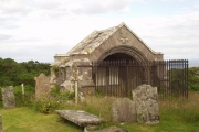 Campbell's Mausoleum, Keils