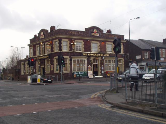 The Stonemasons Arms