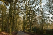 Country road ESE of Bow Brickhill
