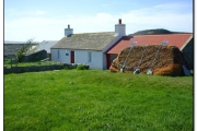 Mary Anne's Cottage Museum, West Dunnet, Caithness