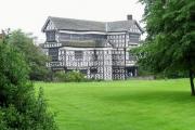 Little Moreton Hall: Cheshire