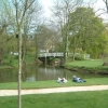 Footbridge in Oxford
