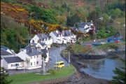 Lochinver, West Coast of the Highlands