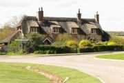 Old Thatched Cottage Upper Woolhampton