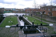 Fairfield Locks - Droylsden