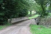 Furnace Bridge on Hurlands Lane