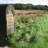 Boundary post , Stone Edge