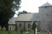 St Maelog's Church, Llandefaelog Fach