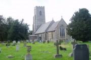 St Margaret's church, Reydon