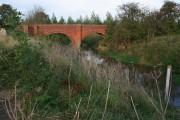 Moor Lane Bridge, River Devon