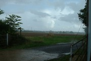 Heavy Rain over Suffolk