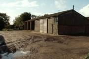 Bovingdon Hall Farm, north of Bocking, Essex