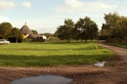 Lower Green, just north of Blackmore End, Essex