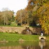 November at Hestercombe