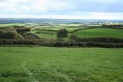 North Molton: towards Badgercombe