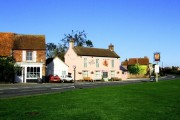 Old Red Lion, The Green, Tetsworth