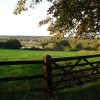 Looking across towards the River Stour