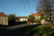 Gainford village green