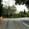 Crossroads at Dedham Heath, Essex