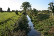 River Smite at Whatton-in-the-Vale
