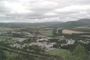Aviemore from Craigellachie