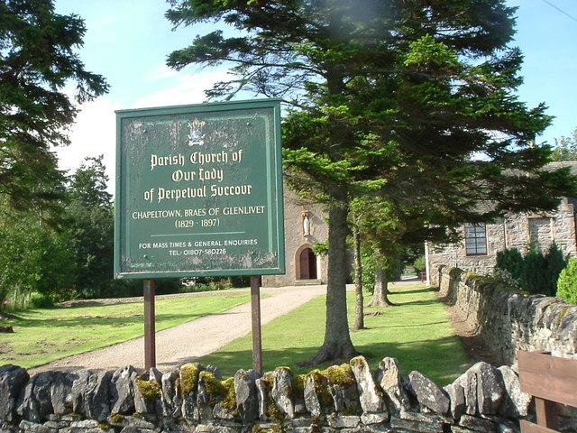 RC church, Chapeltown