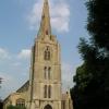 Leverington church