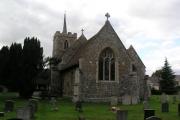 Sawston church