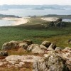 Tean, Isles of Scilly. View from the Great Hill