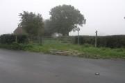 Bridleway and Fog