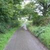 Old Lane near Idridgehay