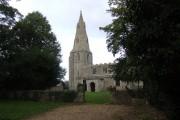 The Church of St Michael Chesterton