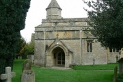 St Mary's Church, Cogges, Witney