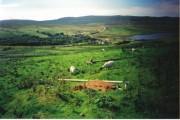 Edinbane village from Upper Edinbane