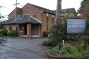 All Saints Church, St Leonards