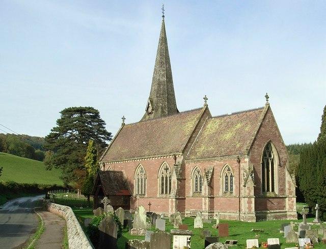Church of St. Mary The Virgin, Flaxley