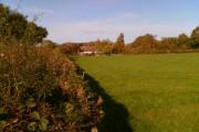 Farmland near Burnhill