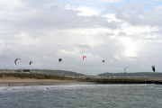 Kite Surfers - Sandy Bay - Porthcawl