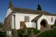 West end of St Kentigern's Church, Castle Sowerby