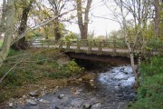 Bridge on the Belladrum Burn