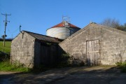 Farm buildings at Hitchcombe