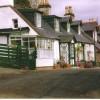 Pre-Victorian houses in Strathpeffer