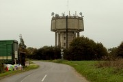 Water Tower, standing by Holt Road