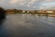 The River Bann at Portglenone