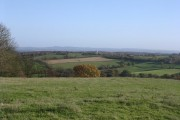 Clent View, looking ENE from Church Hill