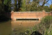 River Stort near Stansted Mountfitchet