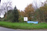 Hill Farm Sign