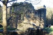 Ewloe Castle, Flintshire