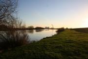 River Trent at dusk